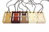 Cordon USB Stick en bois Boîte cadeau bambou de disque Flash lecteur Flash USB