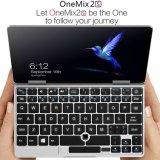 """Один нетбук одной смеси 2s 7"""" карманный ноутбук Mini PC для Win 10 процессоров Intel Core M3 8100y 8 ГБ+256"""