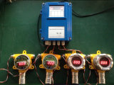 4-20mA에 의하여 출력되는 적외선 CH4 해석기 0-5%Vol IR 메탄 검출기 경보