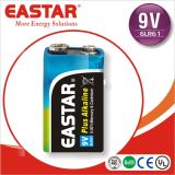 6lr61 9V Alkaline Dry Battery Cell