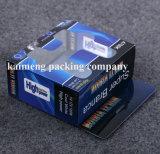 Modèle pliable en plastique personnalisé de cadre de bijou de PVC d'espace libre de module (cadre de bijou)