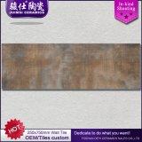 mattonelle di ceramica della parete di disegno della stanza da bagno di 250*750mm Foshan 3D Digitahi