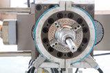 단일 나사 압출기 (D-150) 공기 냉각 최신 마스크 절단 시스템