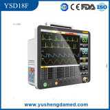 Ysd18f Medical Multi-Parameter numérique du moniteur patient portable