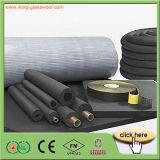 Tapis de mousse en caoutchouc d'isolation d'usine de garniture de tissu de Clinquant-Glace d'Isoflex