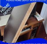4X8FT deux fois chaud pressé mixte en bois dur revêtu de contreplaqué