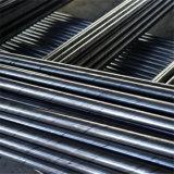 Barre rotonde d'acciaio trafilate a freddo luminose della superficie A36 1020 S20c