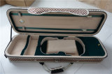 Amplificador da guitarra dos instrumentos musicais da caixa do violino