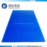屋根ふきのための濃紺のポリカーボネートのプラスチック空シート