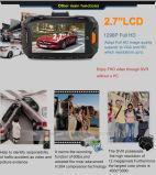 """GS90A coche DVR Módulo GPS de Ambarella A7la50 2.7"""" 1296p HD 5MP 170 grados Dash cámara de la leva del registrador vehículo de la videocámara"""