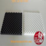 Material de Absorção e Embalagem de Som de 25mm à Prova de Incêndio Folha de Placa do Painel de Decoração de Espuma de Caixas de Ovo Acústico