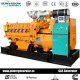 130kVA biogás Genset com o motor de gás de China