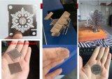 Besseren auserlesenen Hans Faser-Laser-Scherblock-Maschine