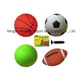 Juguetes del regalo de la promoción fijados con las bolas 4PCS para los cabritos