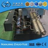 PE/PP + preço da máquina da peletização de Masterbatch do enchimento do CaCO3