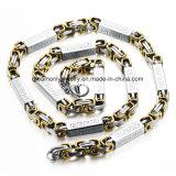 De Ketting van de Halsband van het Staal van de Koele Mensen van de manier