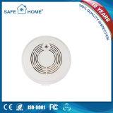 GSM van het Systeem van het Alarm van het huis de Detector van de Rook