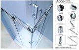 Accessoires de douche Frameless pour salle de douche comme application standard