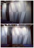 Panneau composé en aluminium externe pour la décoration
