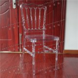 Présidence claire acrylique en cristal de Chiavari pour le mariage Yc-As66