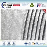 Matières premières d'isolation thermique de mousse du papier d'aluminium EPE