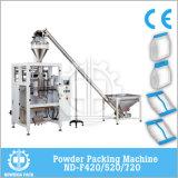 Farina automatica del fornitore e macchina imballatrice del latte con la pellicola composita