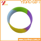 Diseño de Moda Pulsera de caucho de silicona (YB-AB-024)