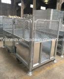 Rectángulo popular del transporte del rectángulo/de animales de la salida del rectángulo/del ganado del transporte de las ovejas de la UE con Ce