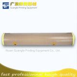 Paño de hierro de alta temperatura para la impresión