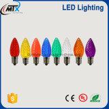 Fuera de las decoraciones de navidad, elegantes luces LED para el hogar lámpara LED para la venta