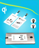 Qi universal del receptor de carga inalámbrica para Android Teléfono móvil