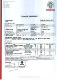 Poudre à laver élevée de formule de mousse (certificat d'inspection procurable)