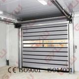 Porta de aço para armazenamento a frio / porta de rolo de metal