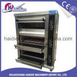 Elektrisch Brood 3 Dek 9 van de Bakkerij de Oven van het Baksel van de Pizza van Dienbladen