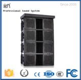 3 Way 1200W P Line Array Audio Altavoces de rango completo de 12 pulgadas (VT4888)