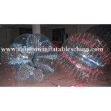 Bola de parachoques inflable de Customzied/juego de bola inflable de la carrocería