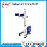 machine bleue d'inscription de laser de CO2 de la CE de 10With30W Rofin pour le plastique