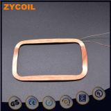 Chargeur sans fil Single-Layer personnalisé bobine Rx