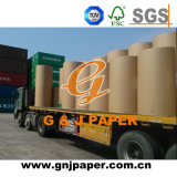 High Quality Paper Woodfree en Rouleau (Offset, papier Bond)