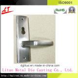 Aleación de aluminio moldeado a presión de hardware de la caja de la puerta de metal