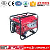 generador portable de la gasolina 1800W con el motor Gx160