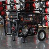 バイソン((h) 5kw 5kVA中国) BS6500mは長期間の時間銅線ガソリン発電機配達電気絶食する