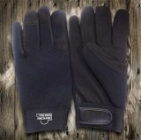 Mécanicien Glove-Safety Glove-Working Glove-Weight Glove-Synthetic cuir Gant de levage