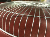 500%の鋼線のための光沢のあるAnti-Corrosion銀製のクロムめっきの効果の粉のコーティング