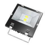 Luz de inundación al aire libre de la luz 120W LED del LED 5 años de garantía
