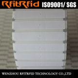 Diebstahlsichere zerstörbare RFID Marke der kundenspezifischen anhaftenden Aufkleber-