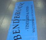Impresión de encargo al aire libre que hace publicidad de la bandera del PVC del vinilo (SS-VB81)