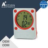 Bonitinha Mini relógio de mesa digital com alarme para crianças
