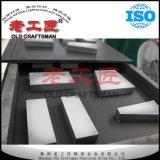 Liga em branco do carboneto do bloco Yg6 da soldadura com formas diferentes Semi em fazer à máquina