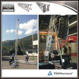 알루미늄 선 배열 Truss 스피커 Truss 탑
